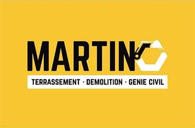 Terrassement Martino