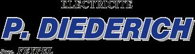 Electricité P. Diederich Succ. Feypel Sàrl