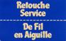 De Fil en Aiguille - Retouche Service
