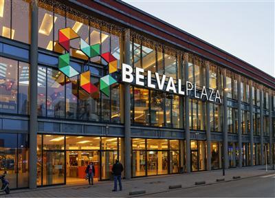 belval plaza shopping center centre commercial cin ma editus. Black Bedroom Furniture Sets. Home Design Ideas