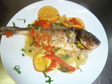 Restaurant meltemi cuisine grecque cuisine - Cuisine grecque traditionnelle ...