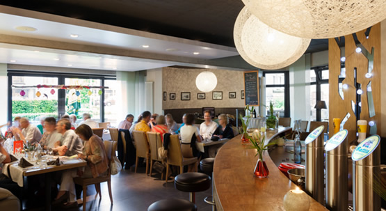 A guddesch brasserie restaurant cours de cuisine editus - Cours de cuisine luxembourg ...