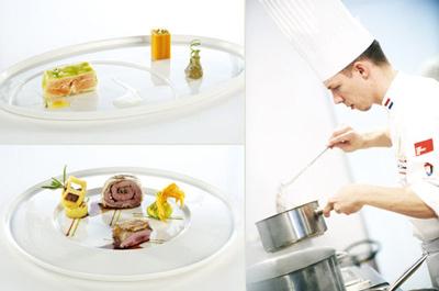 Restaurant centser roud haus alimentation g n rale - Chef de cuisine luxembourg ...