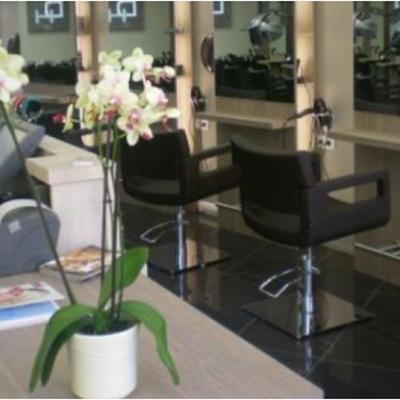 Salon de coiffure design 39 hair epilation visage coiffeur for Salon epilation homme