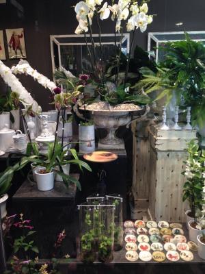 ell bore fleurs arrangement floral article de