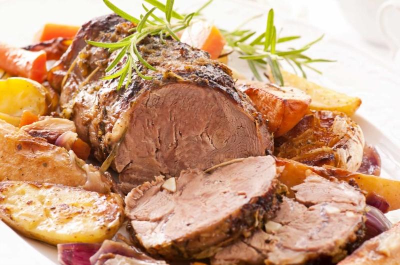 La recette du gigot d'agneau