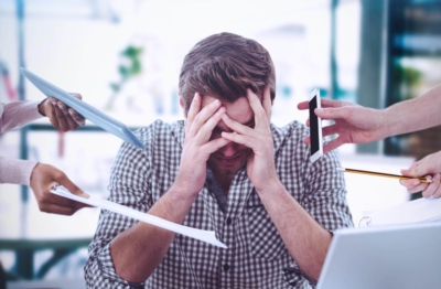 Zen in the office: learning to manage stress at work