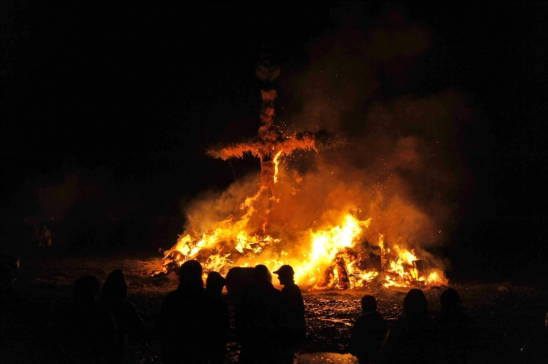 """The """"Buergbrennen"""": a Luxembourgish tradition"""