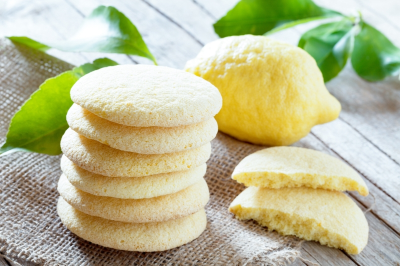 Lemon cookie recipe