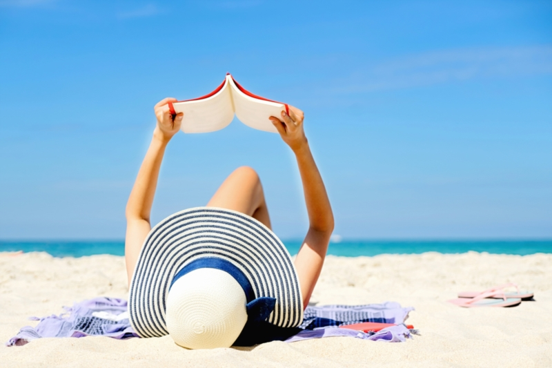 5 books to read at the beach