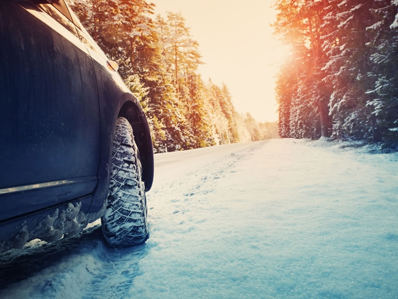 Winter tires in Luxembourg: what you need to know