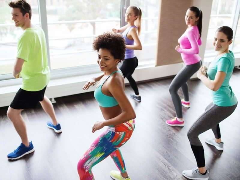 Practice zumba in Luxembourg