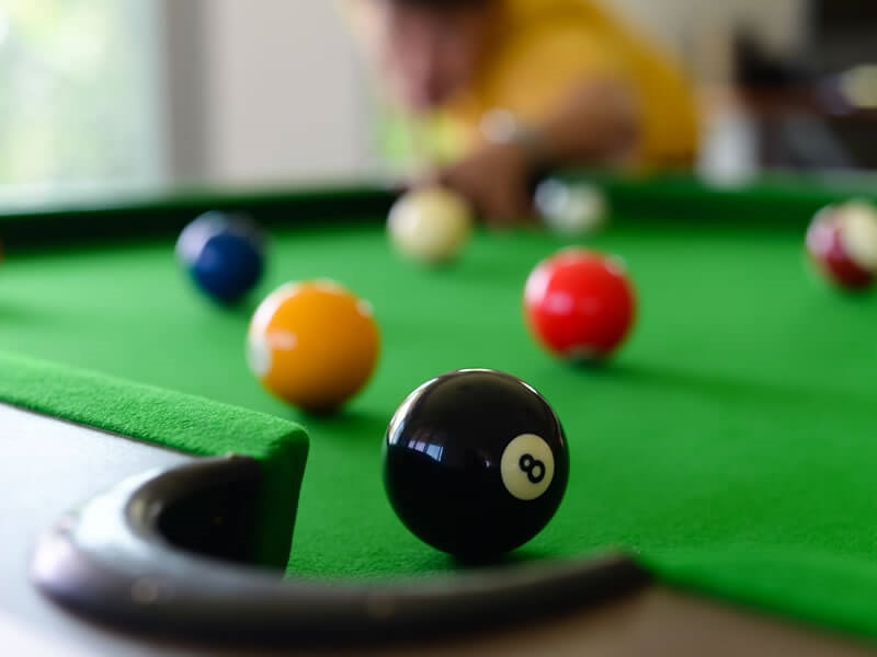 Tips for playing pool