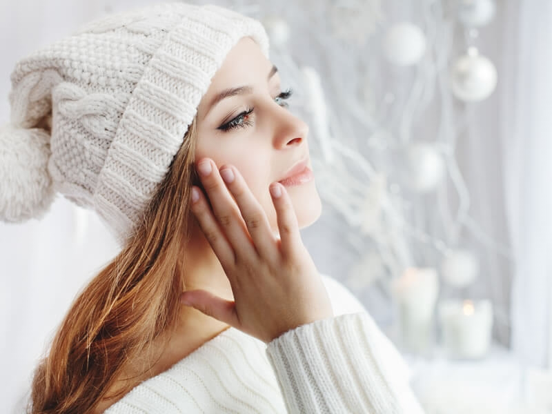10 beauty tips for cold-resistant skin