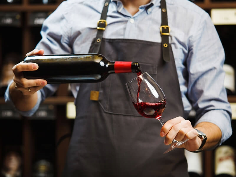 How to choose your wine ... without putting yourself in the red?
