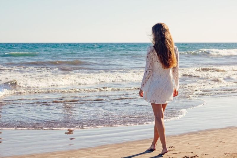 wunderschön am strand