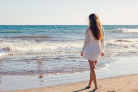 How to be beautiful at the beach?