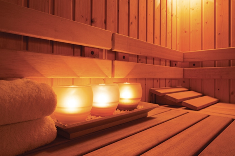 All the benefits of home sauna