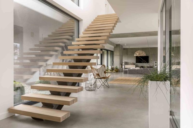 Escalier : à chaque intérieur son modèle | Editus Home