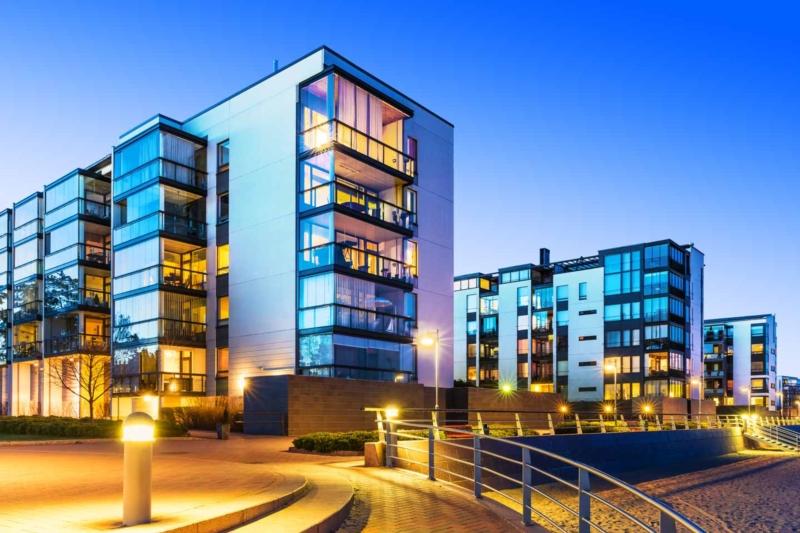 Die Fragen, sich für einen Eigentumswohnungskauf zu stellen