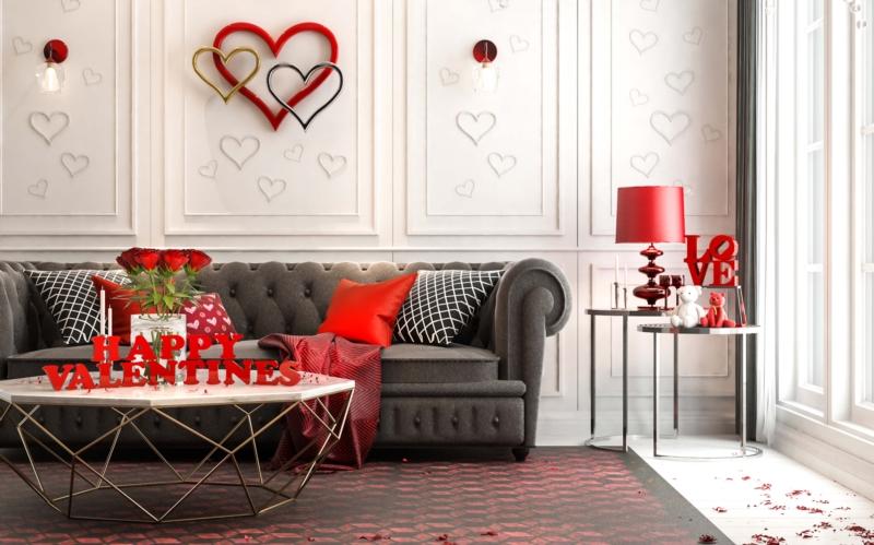 valentine Dekoratioun