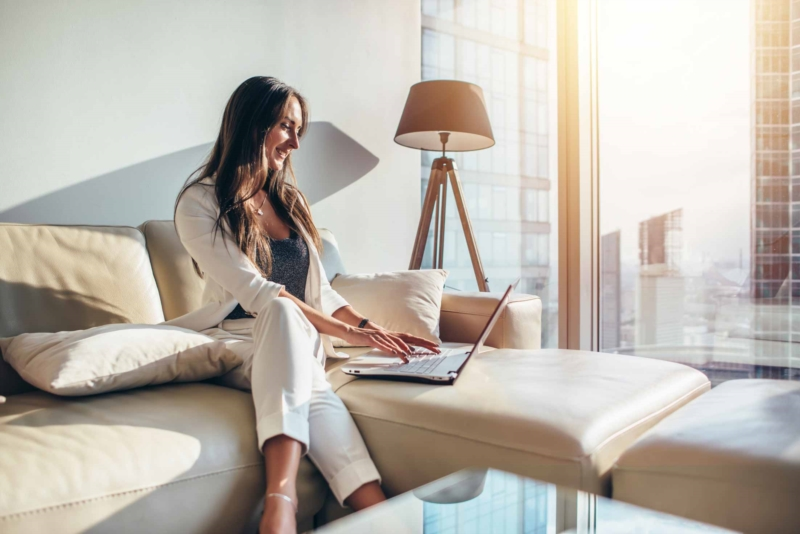 Home-sitting: ideal for extended absences