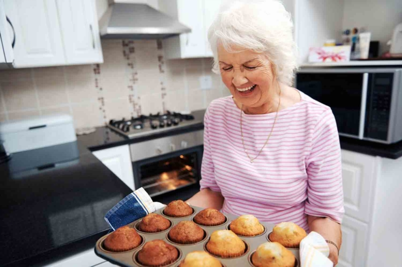 Adapt a kitchen for seniors