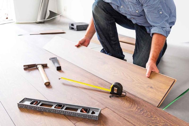 Choose parquet flooring as flooring