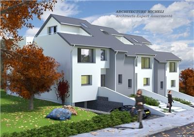 Trois maisons d'habitation - Fennange