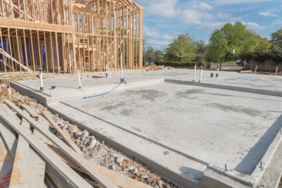 Build your screed