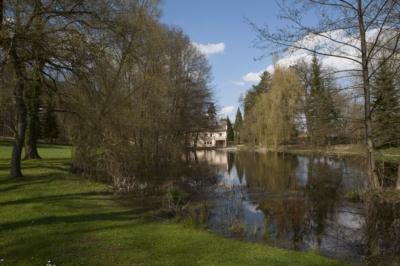 View at Den Haff Park in Steinsel