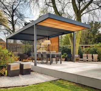 Un toit pour sa terrasse