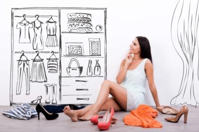 How to arrange his attic in dressing