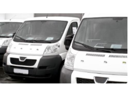 Leasing auto full service KBC pour les utilitaires légers