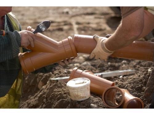 Réparation de canalisations