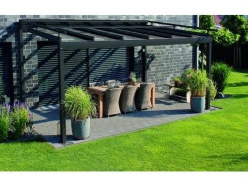 Veranda, Terrassendach, Sommergarten