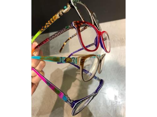 Montures de lunettes