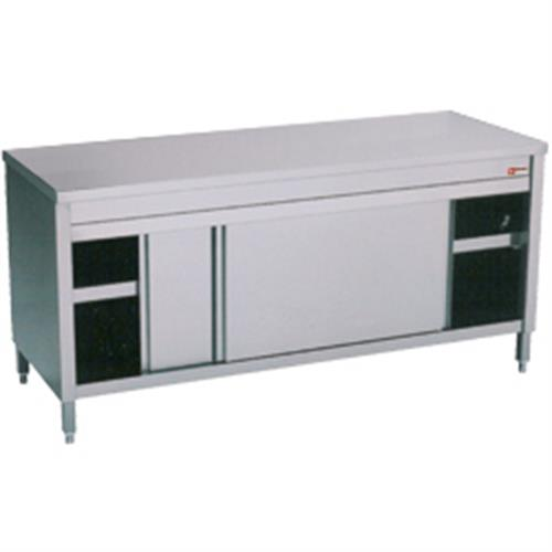 PROMO Table armoire Inox DIAMOND TA127/B