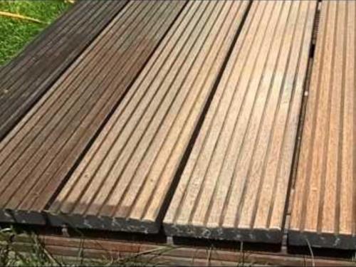 Terrassenreinigung und Pflege