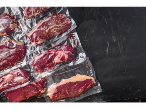 Emballage viande
