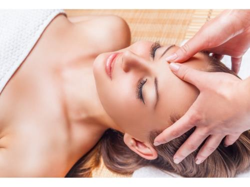 Massage tête-visage et cou