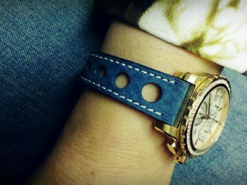 Cuir original pour votre montre