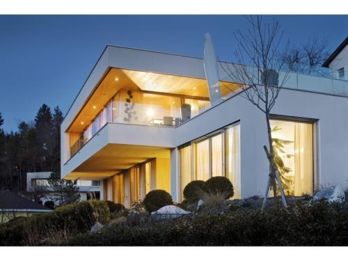 Außenausbau | Fenster | Glasgeländer