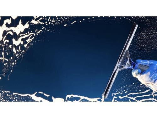 Nettoyage et lavage des vitres
