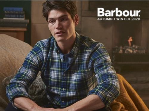 Chemise homme Barbour