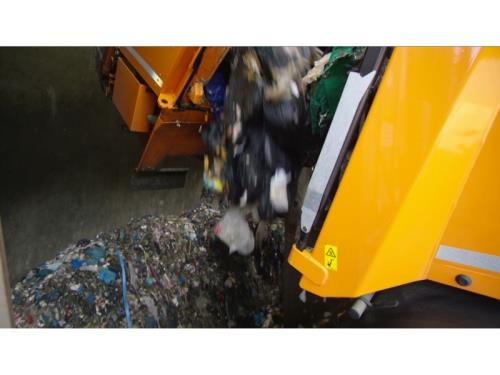 Collecte de déchets