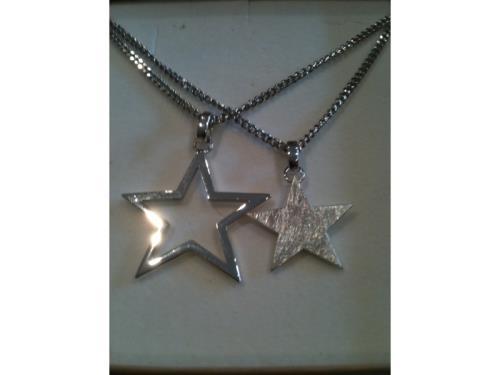 Coliers étoile