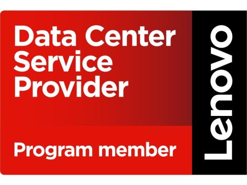 CTG est certifiée Lenovo Platinum SP Member