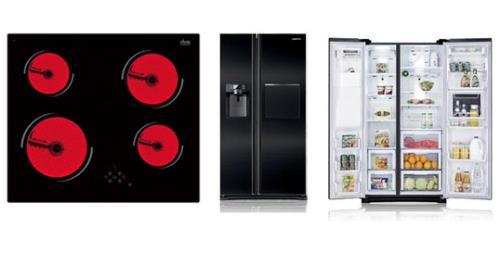 Réfrigérateurs et frigos américains
