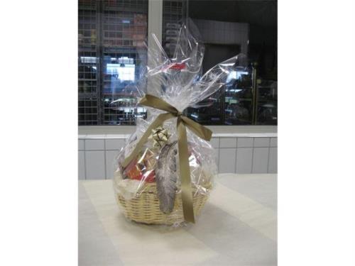 Corbeille cadeau - Spécial pour les fêtes
